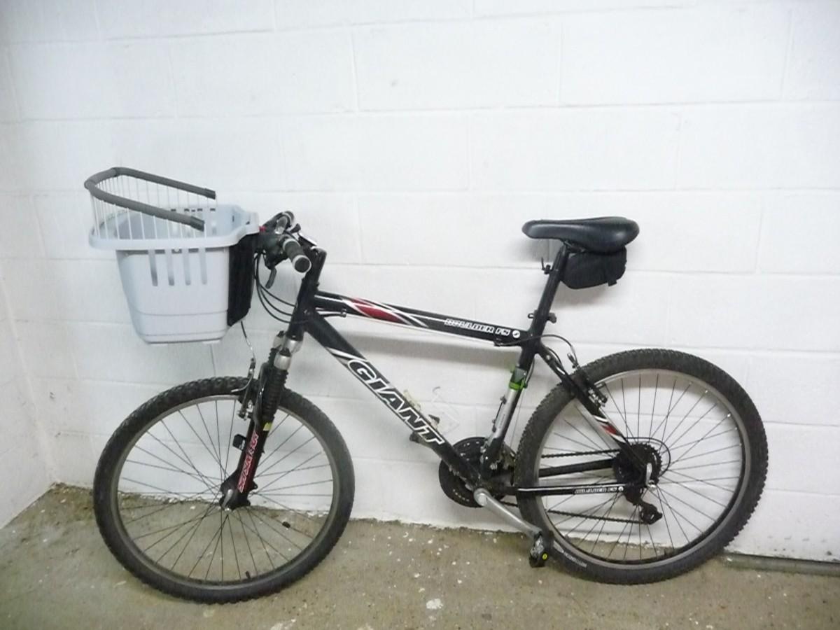 Cesta para bicicleta atlas bike 20 rapid accesorios para - Cestas para bicicletas ...